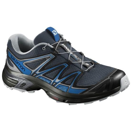 נעלי טיולים סלומון לגברים Salomon Wings Flyte 2 - כחול כהה
