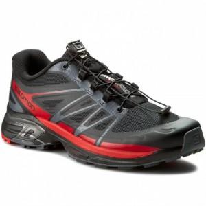 נעלי טיולים סלומון לגברים Salomon Wings Pro 2 - שחור