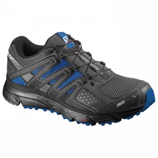 נעלי טיולים סלומון לגברים Salomon X Mission 3 CS - שחור/כחול