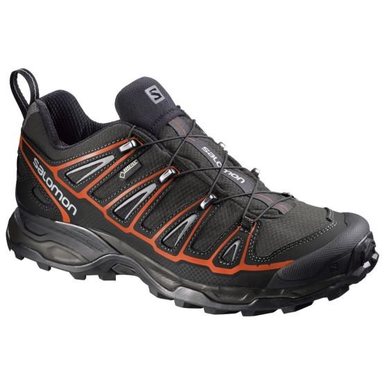 נעלי טיולים סלומון לגברים Salomon X Ultra 2 GTX - שחור