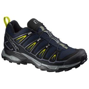 נעלי טיולים סלומון לגברים Salomon X Ultra 2 - כחול כהה