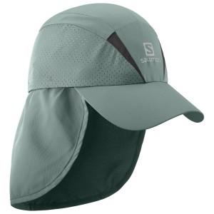 אביזרי ביגוד סלומון לנשים Salomon XA Plus Cap - ירוק
