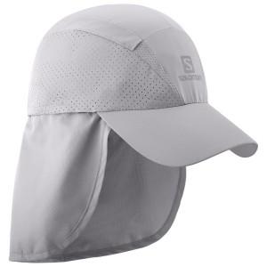 אביזרי ביגוד סלומון לנשים Salomon XA Plus Cap - אפור בהיר