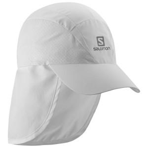 אביזרי ביגוד סלומון לנשים Salomon XA Plus Cap - לבן