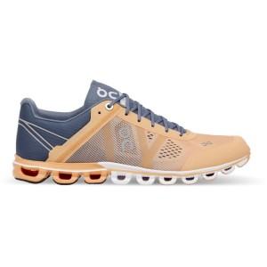 נעליים און לנשים On Cloudflow - אפור/כתום