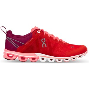 נעליים און לנשים On Cloudflow - כתום/סגול
