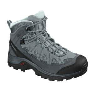 נעלי טיולים סלומון לנשים Salomon Authentic LTR GTX - אפור/כחול
