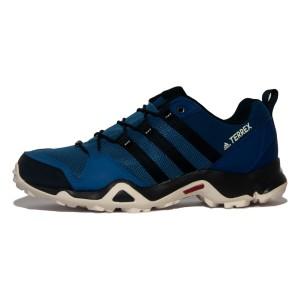 נעלי טיולים אדידס לגברים Adidas Terrex AX2R - כחול