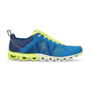 נעליים און לגברים On Cloudflow - כחול/צהוב