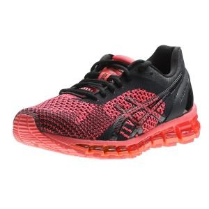 נעליים אסיקס לנשים Asics Gel-Quantum 360 Knit - שחור/אדום