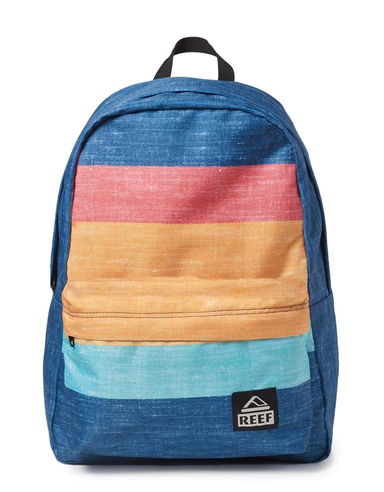 מוצרי ריף לנשים Reef Moving On Backpack - צבעוני