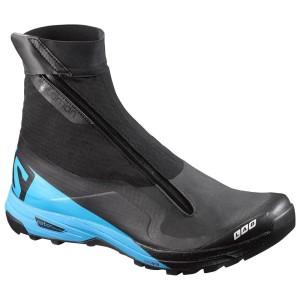נעליים סלומון לגברים Salomon S-Lab XA Alpine - שחור/תכלת