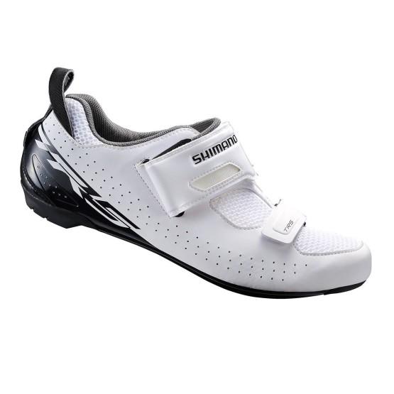 נעליים שימנו לגברים Shimano TR5 - לבן