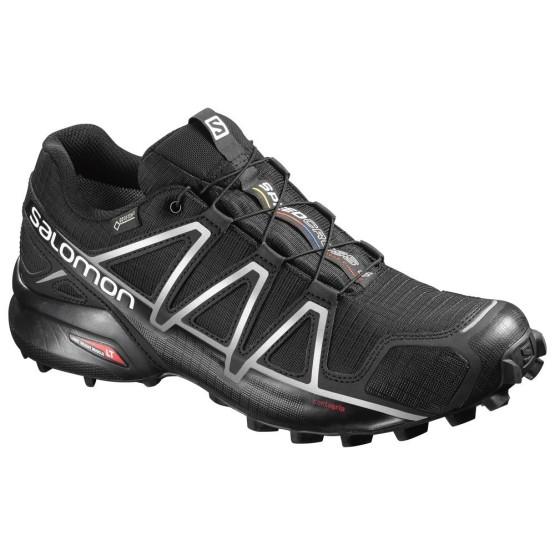 מוצרי סלומון לגברים Salomon Speedcross 4 GTX - שחור