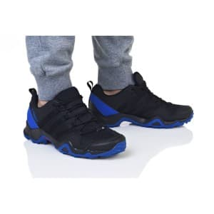 נעלי טיולים אדידס לגברים Adidas Terrex AX2R - שחור/כחול