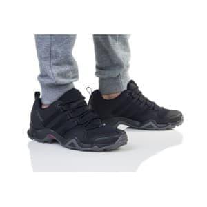 נעלי טיולים אדידס לגברים Adidas Terrex AX2R - שחור מלא