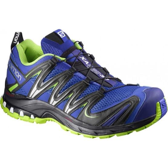 נעלי טיולים סלומון לגברים Salomon Salomon  +XA PRO 3D Mּ - כחול