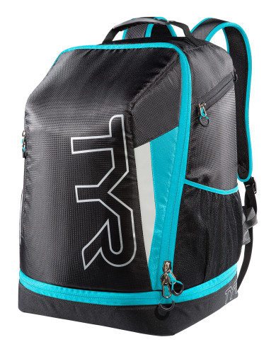 תיקים TYR לנשים TYR Apex Tranaition Backpack - שחור/תכלת