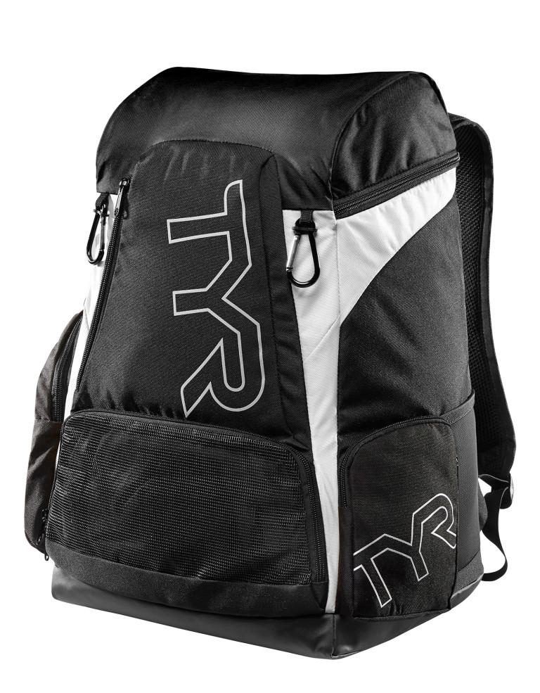 תיקי טיולים TYR לנשים TYR Alliance 45L Backpack - שחור/לבן