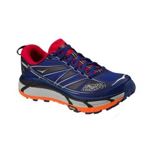 נעליים הוקה לגברים Hoka One One Mafate Speed 2 - כחול