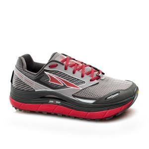 נעליים אלטרה לגברים ALTRA Olympus 2.5 - אפור/אדום