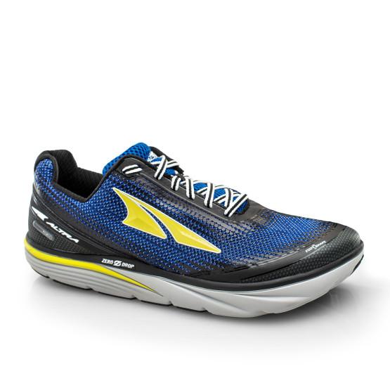 נעליים אלטרה לגברים ALTRA Torin 3.0 - כחול/צהוב