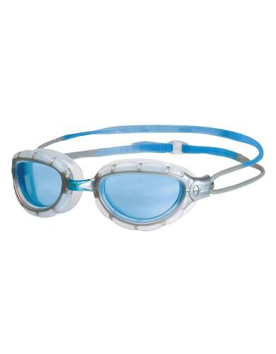מוצרי זוגס לנשים Zoggs Predator - כחול/תכלת