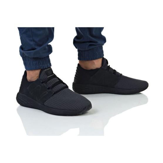נעלי אימון ניו באלאנס לגברים New Balance Mcruz - שחור מלא