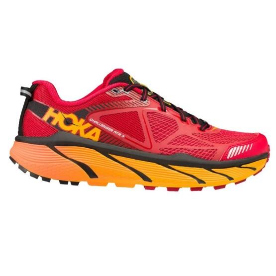 נעליים הוקה לגברים Hoka One One Challenger ATR 3 - אדום