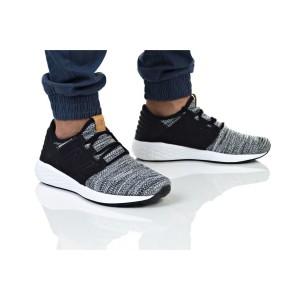 נעלי אימון ניו באלאנס לגברים New Balance Mcruz - שחור/לבן