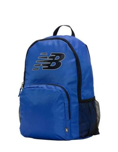 מוצרי ניו באלאנס לנשים New Balance Daily Driver II Backpack - כחול