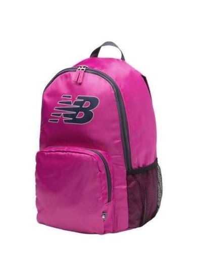 מוצרי ניו באלאנס לנשים New Balance Daily Driver II Backpack - אדום