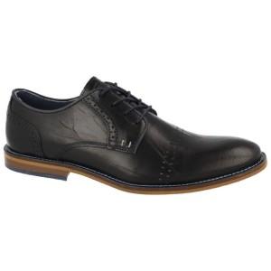 נעליים אלגנטיות בולבוקסר לגברים Bullboxer Nicolas - שחור
