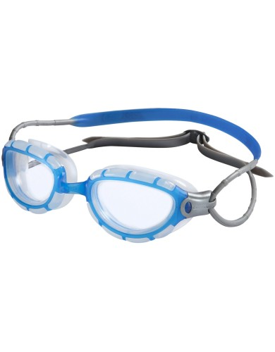 אביזרים זוגס לנשים Zoggs Predator - אפור/כחול