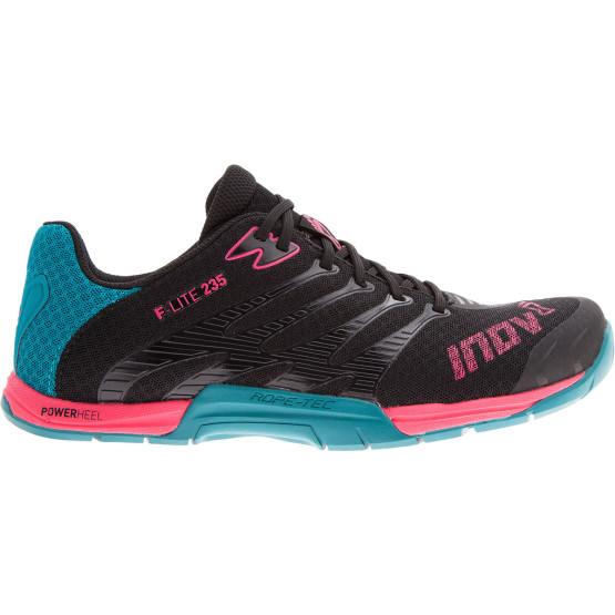 נעלי אימון אינוב 8 לנשים Inov 8 F Lite 235 - שחור/תכלת