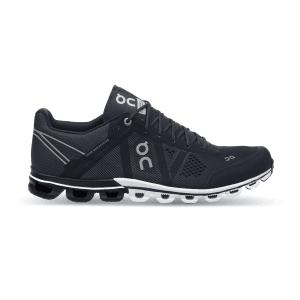 נעליים און לגברים On Cloudflow - שחור/לבן