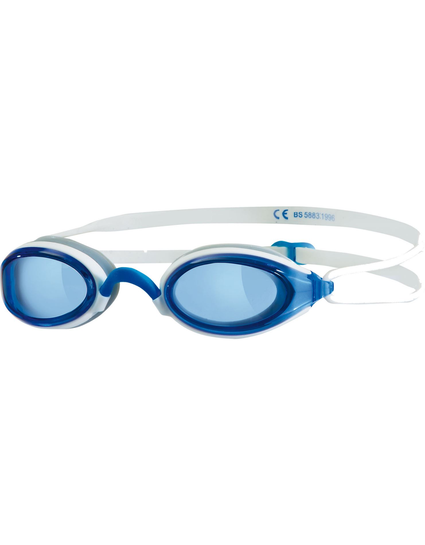 אביזרים זוגס לנשים Zoggs Fusion Air - כחול/לבן