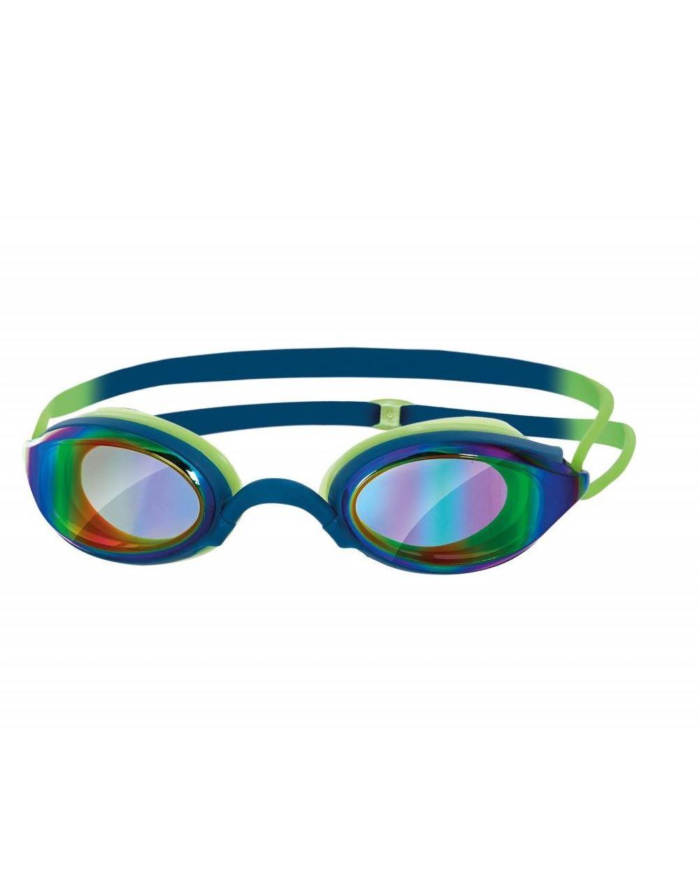 אביזרים זוגס לנשים Zoggs Fusion Air - כחול/ירוק