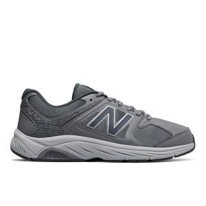 מוצרי ניו באלאנס לגברים New Balance MW847 V3 - אפור