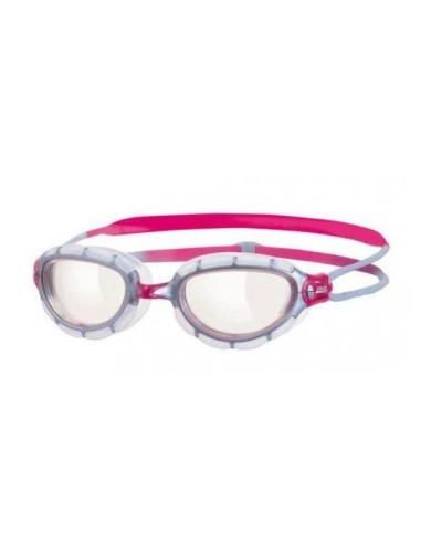 משקפי צלילה זוגס לנשים Zoggs Predator - אפור/סגול