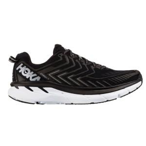 נעליים הוקה לנשים Hoka One One Clifton 4 - שחור