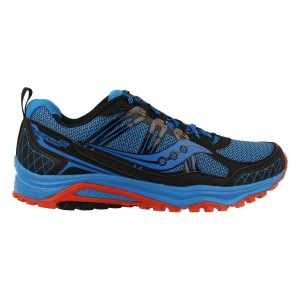 נעליים סאקוני לגברים Saucony Grid Excursion TR10 - כחול/שחור