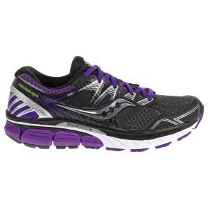 נעליים סאקוני לנשים Saucony Redeemer ISO - שחור/סגול