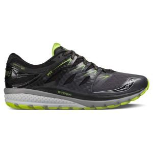נעליים סאקוני לגברים Saucony Zealot ISO2 - שחור/ירוק