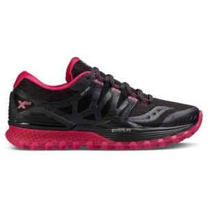 נעליים סאקוני לנשים Saucony Xodus ISO - שחור