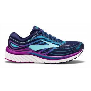 נעליים ברוקס לנשים Brooks Glycerin 15 - סגול/כחול