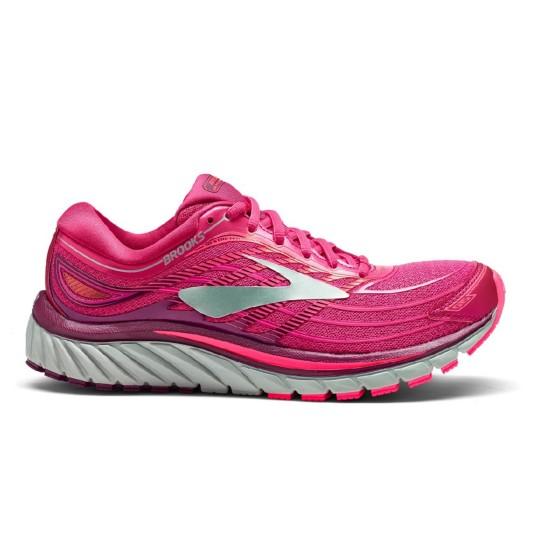 נעליים ברוקס לנשים Brooks Glycerin 15 - ורוד
