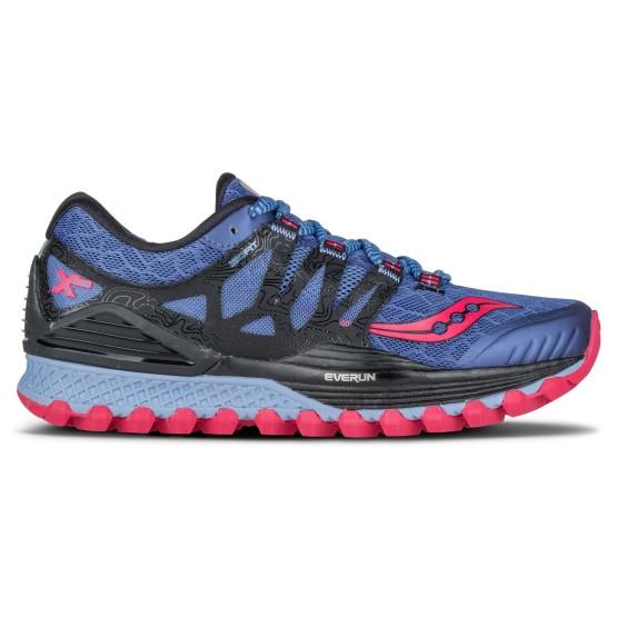 נעליים סאקוני לנשים Saucony Xodus ISO - סגול