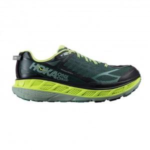 נעליים הוקה לגברים Hoka One One Stinson ATR 4 - ירוק