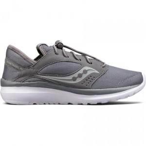 נעלי אימון סאקוני לגברים Saucony Kineta Relay - אפור מלא